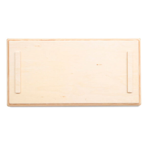 Tray made from eco-friendly birch plywood
